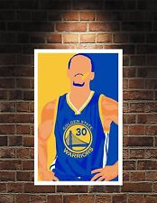 Golden State Warriors World Champion Prints Posters Bobblehead Art