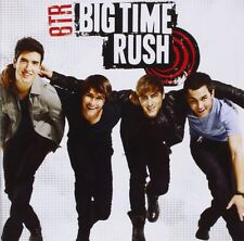 Big Time Rush - BTR ( CD - Album - Special Germany Edition - 16 Tracks )