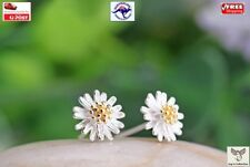 Fashion Beautiful Crystal Daisy Flower Stud Earring for Women [A2D~B33]