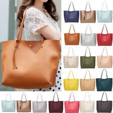 Women Handbag Shoulder Bags Tote Purse Faux Leather Hobo Bag Satchel Handbag Lot