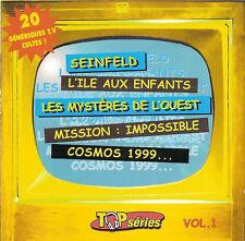 Compilation CD Top Séries Volume 1 - France (EX/M)