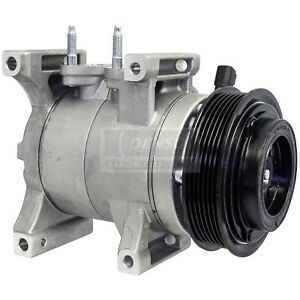 For Chrysler 300 Dodge Challenger Jeep Grand Cherokee A/C Compressor and Clutch