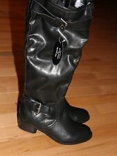 Women's NEW WITH TAG 5 Medium mid calf boots FREE SHIP!!!