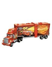 Disney Pixar Cars Transforming Super Track Mack Playset Collectible Toy Gift