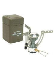 Mil-Tec Gaskartuschenaufsatz Aufsatz Gaskocher Klappbar Campingkocher 3000W
