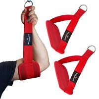 Bauchmuskelschlaufen Armschlaufen effekt. Bauchtraining, Gut-Blaster-Slings ROT