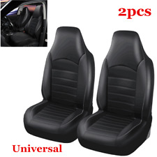 Universal Car Seat Cover Breathable PU Leather Mat for Auto Front Chair Cushion