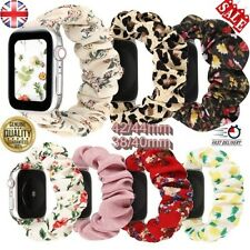 Scrunchie Fashion Loop Band Strap Apple Watch iWatch Series 5/4/3/2/1 38mm-44mm