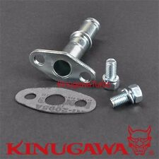 Turbo Oil Drain / Return Pipe Kit Garrett BB GT25 GT28 GT30 GT35 GT3076R GT3582R