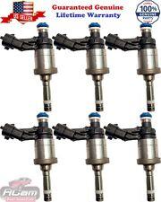 Genuine Factory GM 2008 - 2011 3.6L GDI Fuel Injectors 12638530 Flow Matched