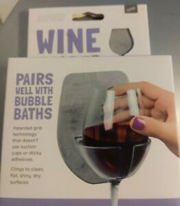 Sipski Marble Wine Holder - 30 Watt - Pairs Well With Bubble Baths - Brand New
