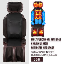 New listing 16-Node Massage Chair Cushion Calf Massager for Home and Office Use