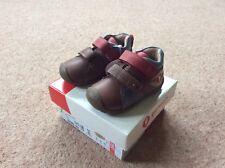 Garvalin Boys Boots BNIB Size Uk 3.5, Eur 20