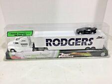 Racing Champions Fast & Furious Rodgers 1995 Honda Civic, Transporter FREE ship!