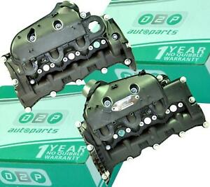 INLET MANIFOLD LH & RH FOR DISCOVERY 4, RANGE ROVER 4 SPORT LS Jaguar XJ XF 3.0D