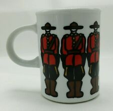 Marc Tetro Danesco Canada Coffee Mug Cup Royal Canadian Mounted Mounties Police