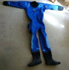 Northern Diver Evolution 2 Membrane Drysuit - Mens Size L / Large - Boots 10 -12