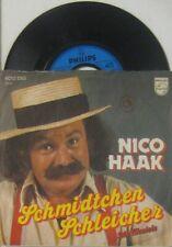 """Nico Haak  Schmidtchen Schleicher / die Ukulele , 7"""" 45"""