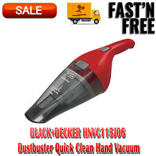HNVC115J06 Dustbuster Quick Clean Lithium Hand Vacuum, Easy Charge, Lightweight