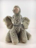 "Douglas Elephant Plush 10"" Stuffed Animal Safari Gray Baby Boy Girl Toy Soft"