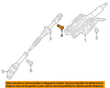 GM OEM Steering Column-Coupling Shaft Bolt 11610555