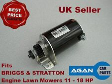 3M101 NEW STARTER MOTOR BRIGGS AND STRATTON to Fit John Deere ride on lawn mower
