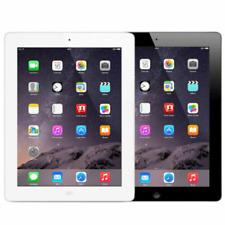 Apple iPad 4 (4th Gen.) Tablet Retina 32GB Wi-Fi 9.7in Negro o Blanco (2012)
