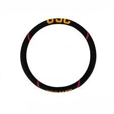 USC Trojans Steering Wheel Cover Universal Fit 14.5'-15.5'' Fanmat