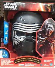 Star Wars Force Awakens Kylo Ren Voice Changer Helmet Electron Mask