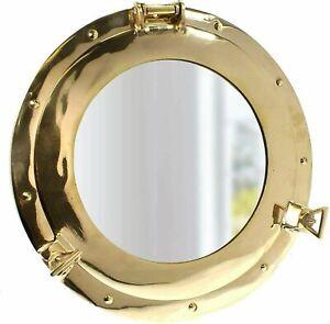 Nautical 9 inches brass porthole Maritime Boat Window Premium quality Porthole