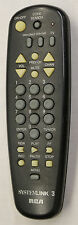 RCA SYSTEMLINK 3 RCU300WD UNIVERSAL REMOTE CONTROL BATTERIES INCLUDED