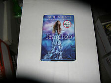 Teardrop by Lauren Kate (2013, Hardcover) SIGNED 1st/1st
