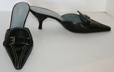 BCBGirls Black Slides