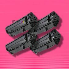 4 Non-OEM Alternative TONER for HP Q2612X 12X LaserJet 1020 1022 1022n 1022nw