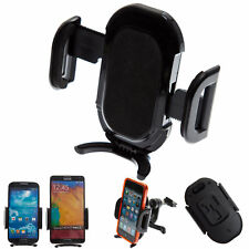 Ultimate Addons Black Large Mobile Phone Adjustable Holder for Mount Attachments