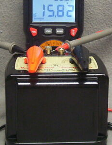 LIONEL #1033 TRANSFORMER-W/WHISTLE-UPDATED-CLEANED-SERVICED-TESTED-90 WATT-LN+CD