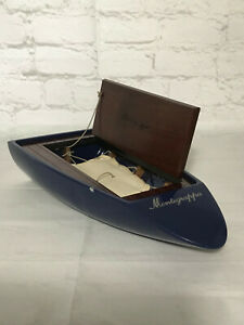 Montegrappa Limited Edition (135/152) America's Cup 2003 Fountain Pen Box only
