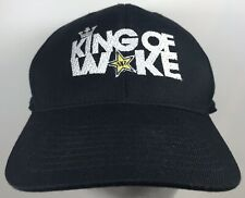 ROCKSTAR Energy Drink Cap Wake Boat Surf King Fitted Hat 6-7 8 7 cdb392fa7cec