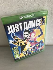 Just Dance 2016 Xbox One Game BRAND NEW AND SEALED Fast and Free Postage