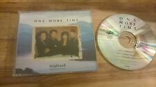 CD Pop One More Time - Highland (3 Song) ULTRAPOP sc