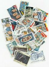 50 Different Astronauts Stamps