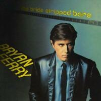 BRYAN FERRY - THE BRIDE STRIPPED BARE D/Remaster CD ( ROXY MUSIC ) 70's *NEW*