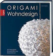 Origami Wohndesign von Täubner, Armin | Buch | Zustand sehr gut