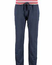 New JUST CAVALLI Navy Joggers Sweatpants M IT48 W32 100% cotton Made in Italy