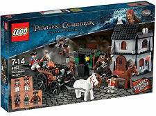 Lego ® Pirates of the Caribbean-fuga de londres 4193 londres escape nuevo & OVP