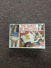 AMT ERTL Dukes of Hazzard Daisy's Jeep CJ Golden Eagle 1/25 Model Sealed #30163