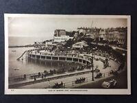 RP Vintage Postcard - Somerset #A11 - Madeira Cove, Weston Super Mare