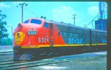 Il Chicago BN 8171 SD40-2 01//96; Kodachrome Original