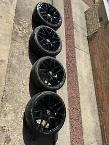 vw transporter 20 inch alloy wheels and tyres