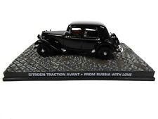 Citroën Traction - James Bond 007 Bons baisers de Russie 1:43 Voiture Car DY040
